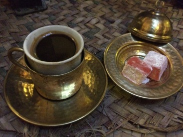 Arabic coffee delights
