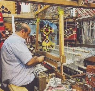 Master weaver