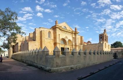 The Basilica Cathedral of Santa María La Menor (Photo by Alex Tustin)