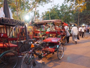 Dandy rickshaws