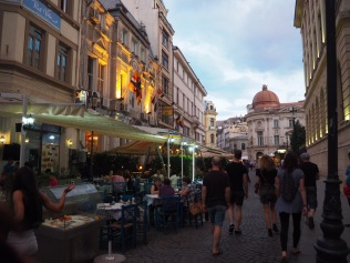 Restaurants in the Old Town