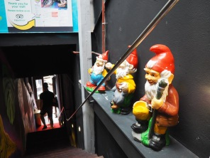 Gnomes for days
