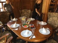 Luxurious lunches especially suitable for hobbits