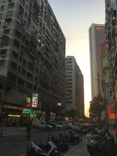 A welcome return to Macau
