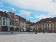 The Old Market Square, looking glorious